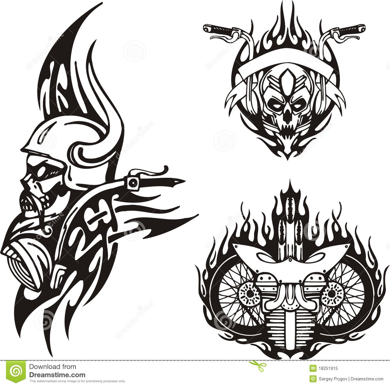 11 tribal vector graphics bike images free motorcycle vector clip art vector tribal bike. Black Bedroom Furniture Sets. Home Design Ideas