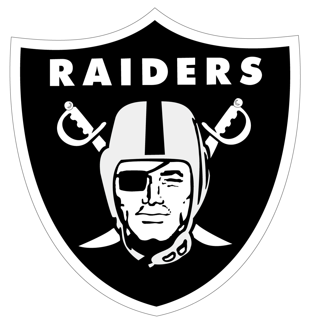12 Raiders Logo Vector Images