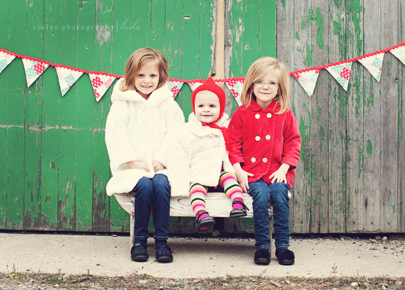 Outdoor Christmas Photography Ideas