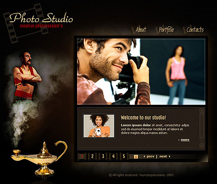 13 Creative Photography Websites Images - Photography