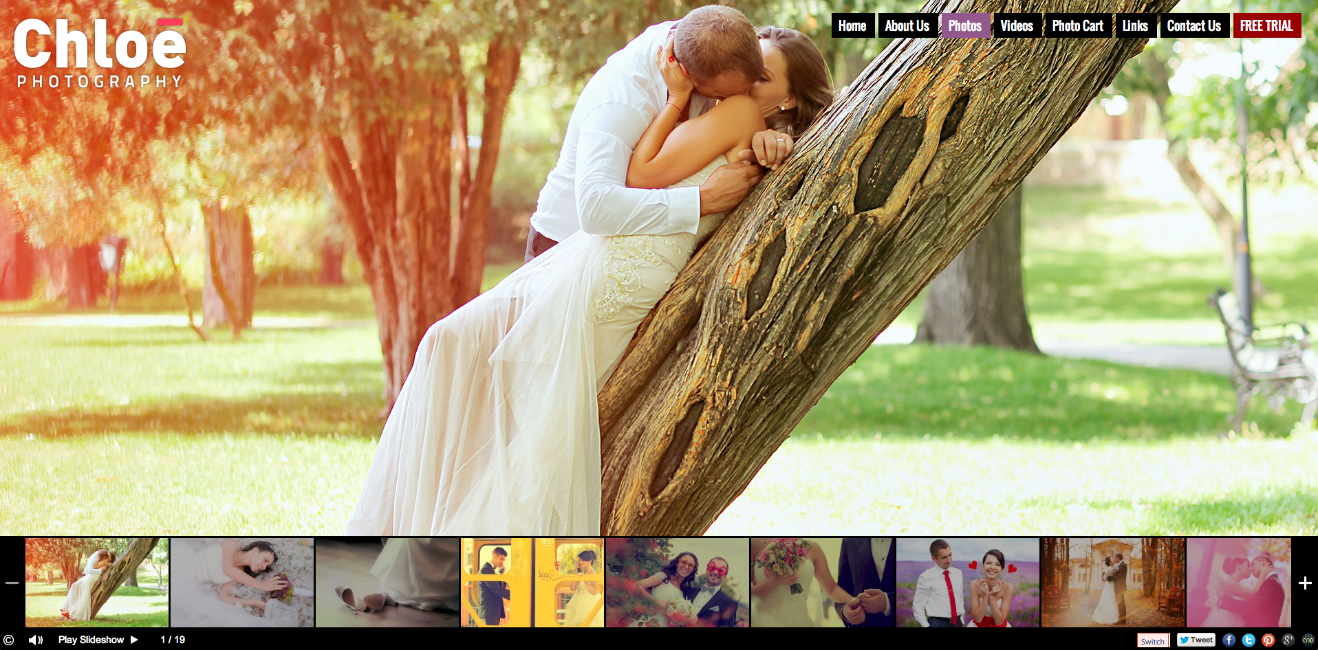 13 Creative Photography Websites Images