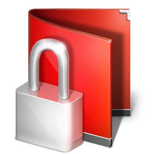 10 Private Folder Icon PNG Images