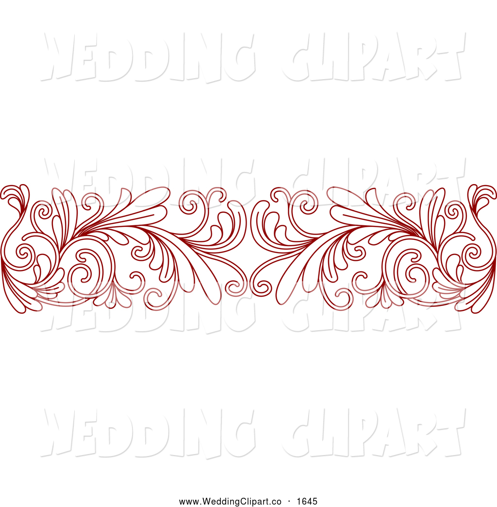 16 Red Header Design Images White Paper Design Template