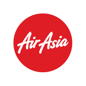 7 Red Icons AirAsia Images