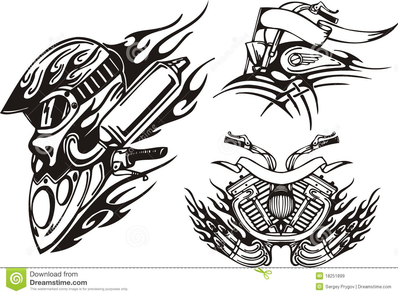 11 tribal vector graphics bike images free motorcycle vector clip art vector tribal bike. Black Bedroom Furniture Sets. Home Design Ideas