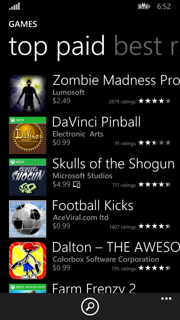 Universal Windows Store App Icon