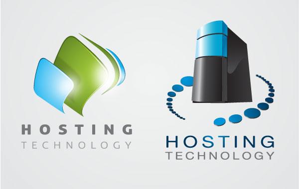 Web Hosting Logo