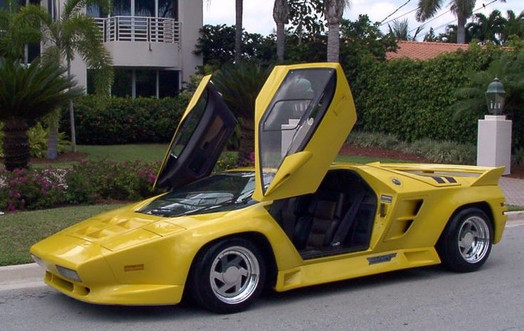 11 Wiegert Vector W8 Twin Turbo Images