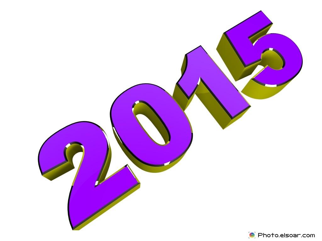 15 2015 3D Font Images