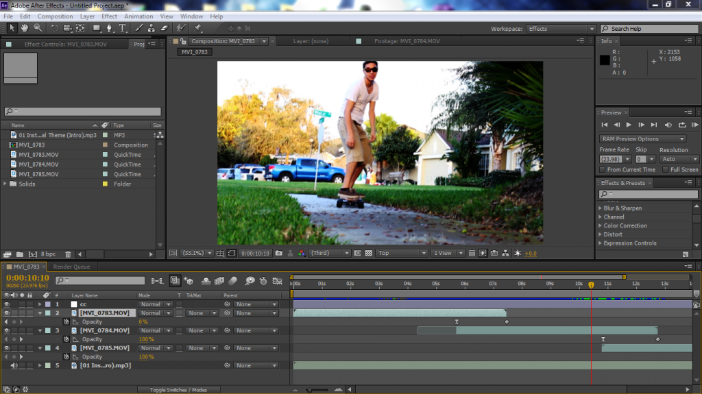 how to use adobe after effects templates - 13 adobe after effects templates images adobe after
