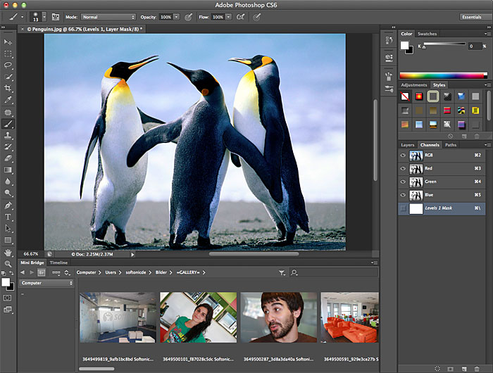 Adobe Photoshop CS6 Extended Free Download