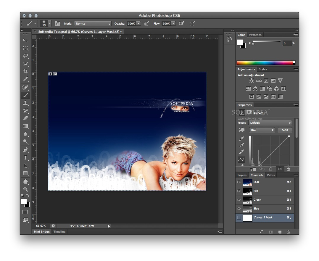Adobe Photoshop CS6 Extended