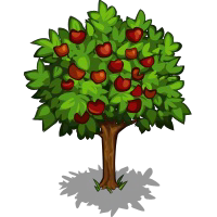 12 Apple Tree Icon Images