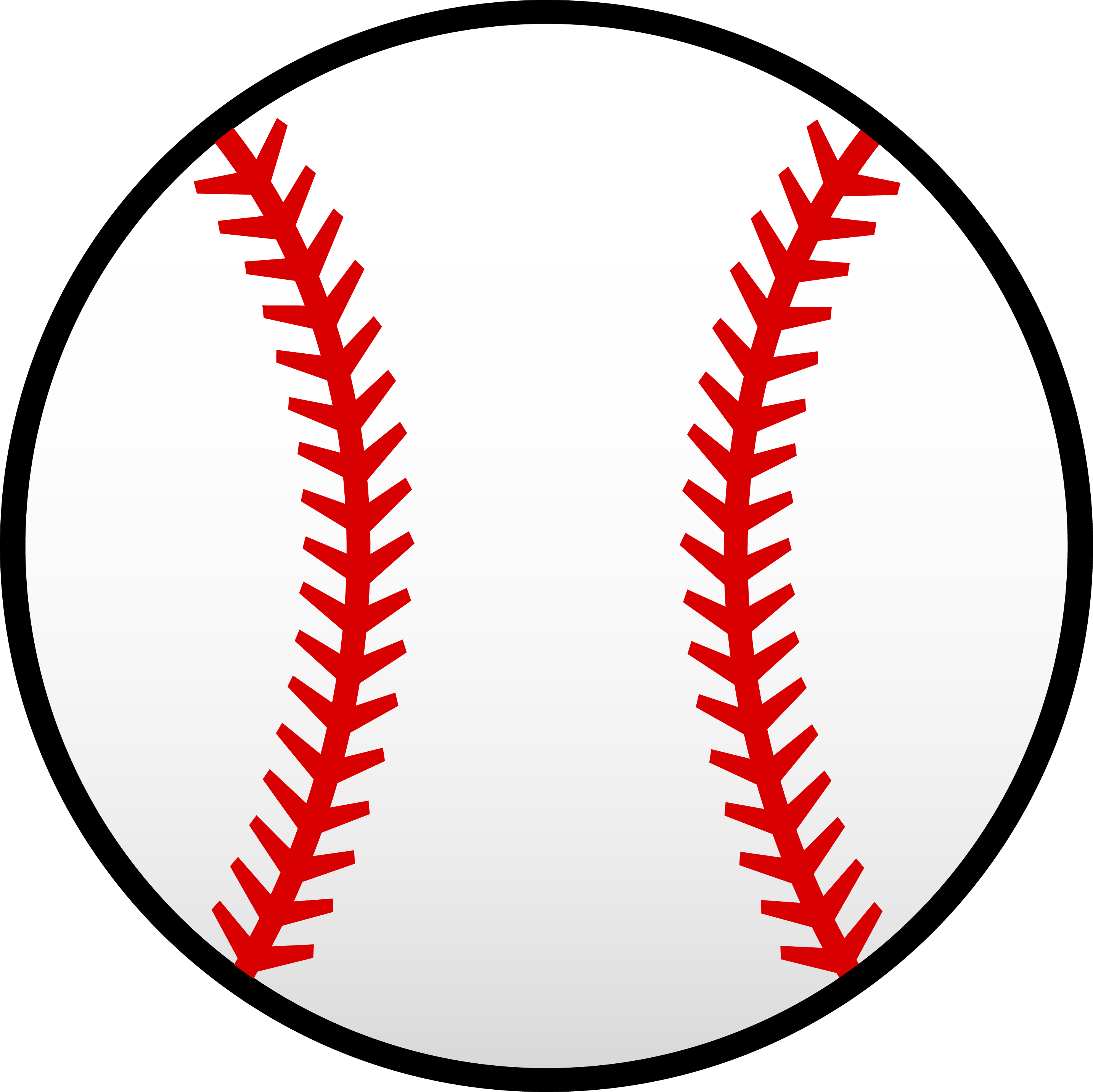 11 Photos of Free Vector Baseball Clip Art
