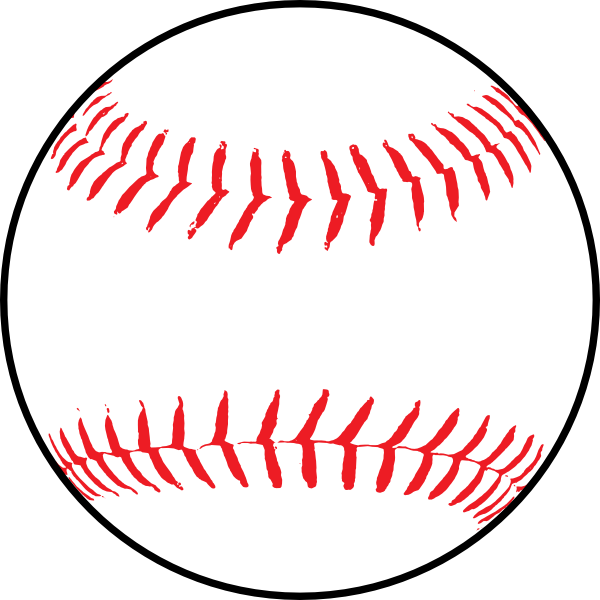 Baseball Softball Clip Art