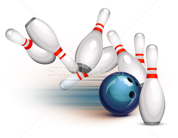 8 Bowling Person Icon Images
