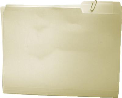 Case File Folder