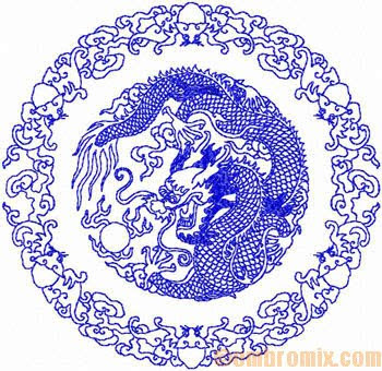 11 Chinese Embroidery Designs Images