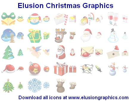 Christmas and New Year Graphics