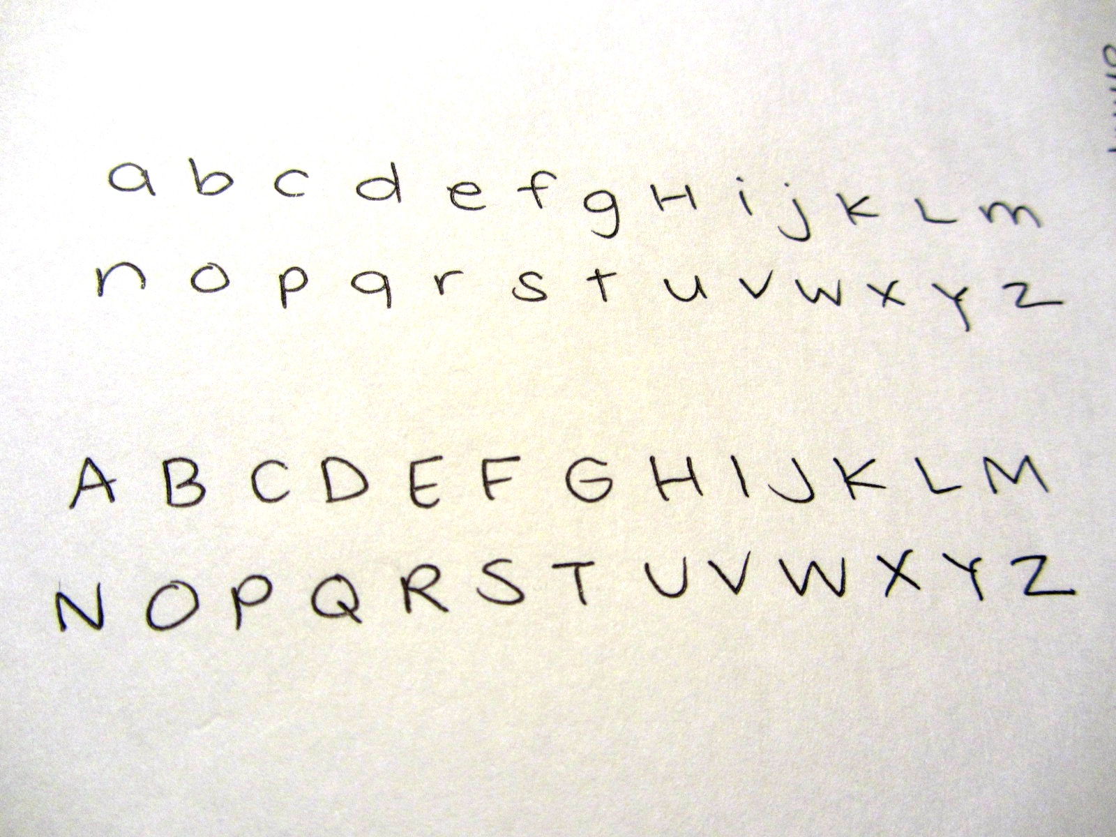 Cute Handwriting Fonts Images Cursive