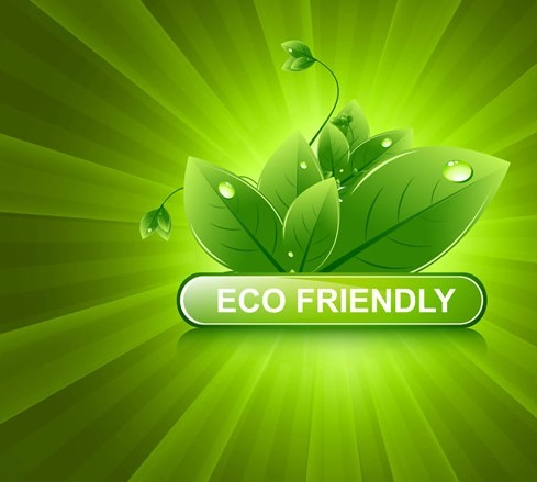 Eco-Friendly Leaves