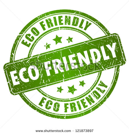 Eco-Friendly Vector