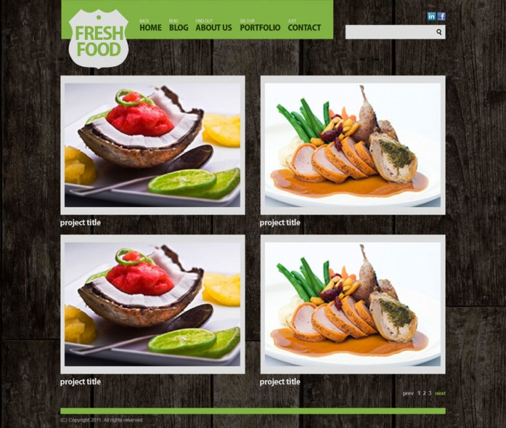 Food Contact Template