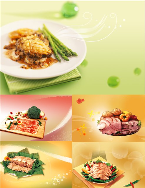 Food Templates Free Download