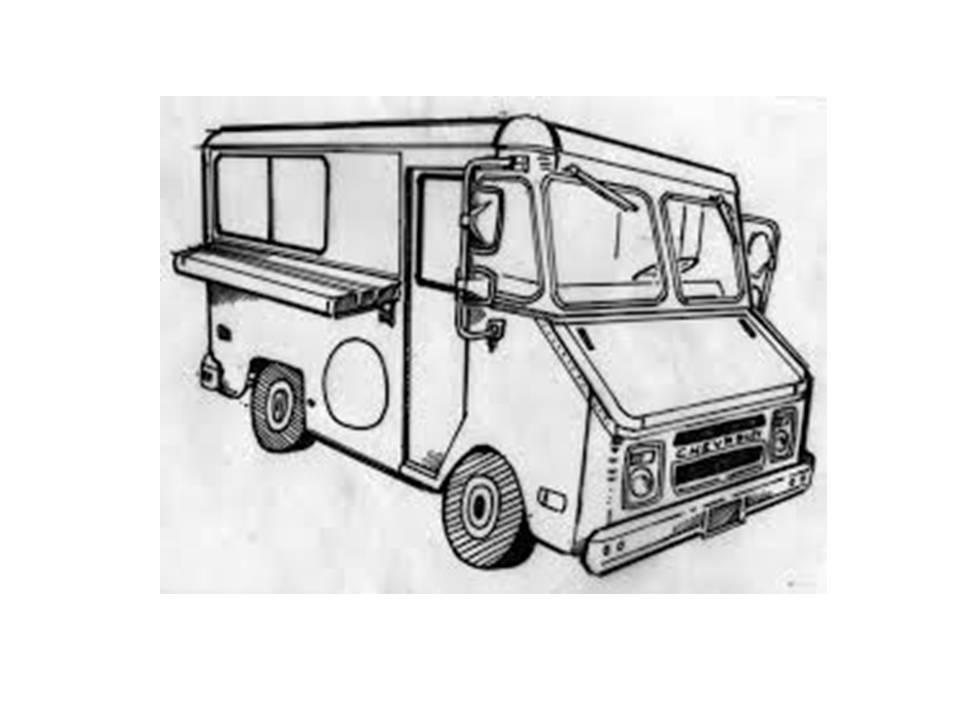 Food Truck Design Template