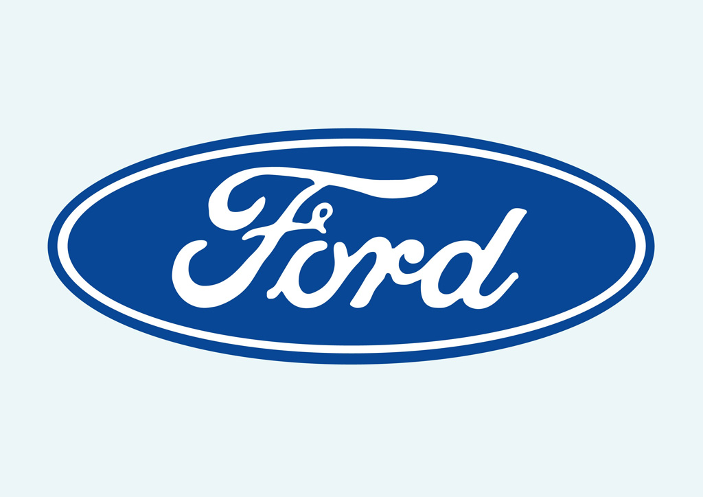 14 Ford Logo Vector Images
