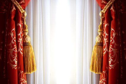 Free Curtain Vector