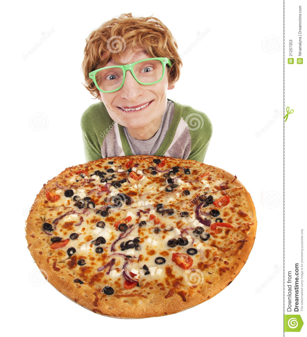 15 Funny Stock Photos Weird Guy Goggles Pizza Images