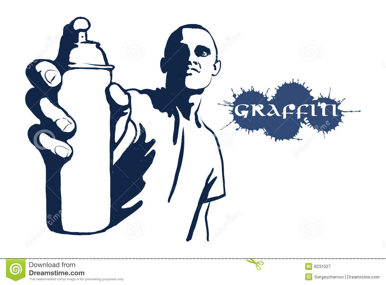 7 Graffiti Spray Can Vector Images Spray Paint Can Silhouette Graffiti Spray Can And Graffiti