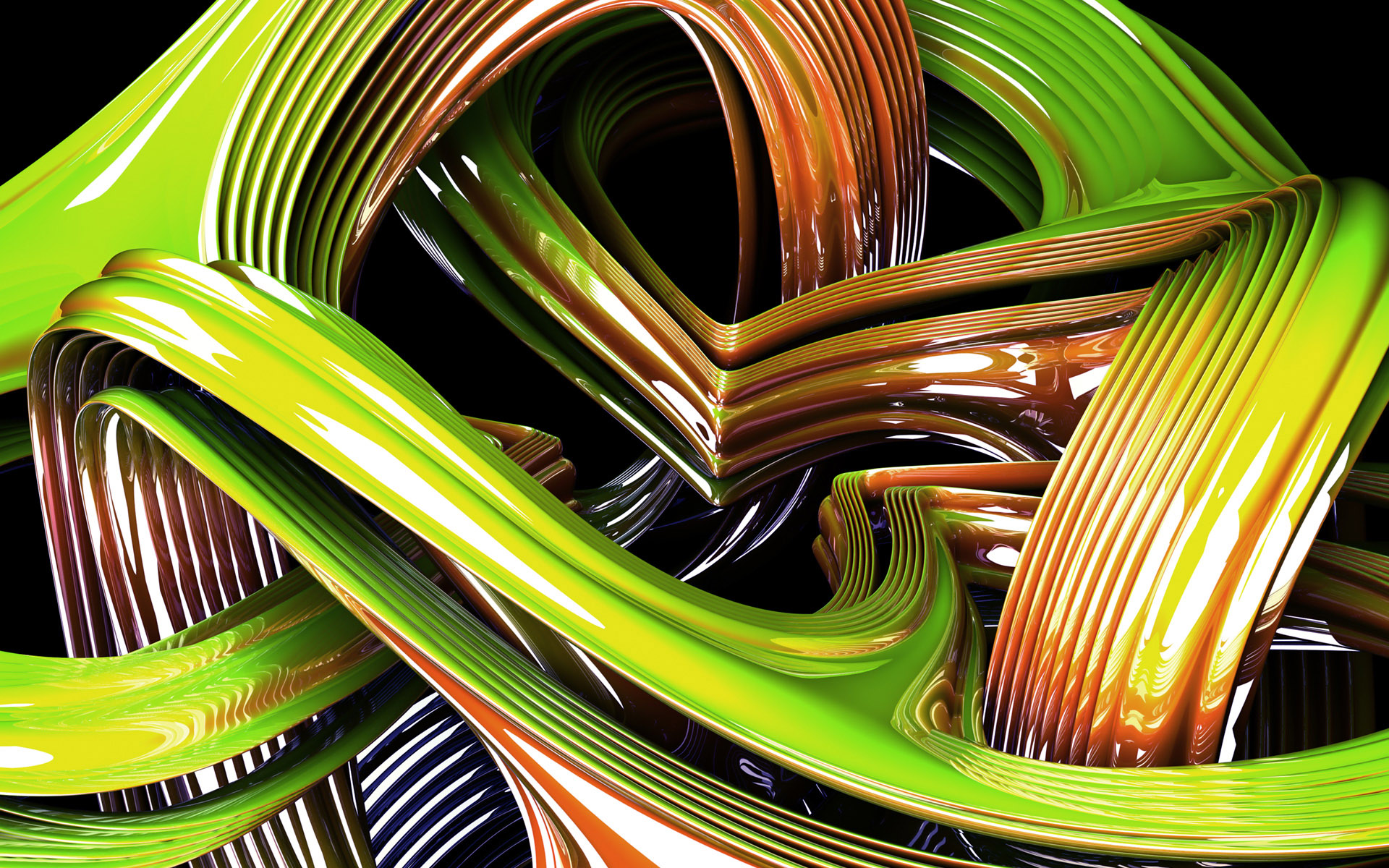 14 Abstract 3D Graphics Images