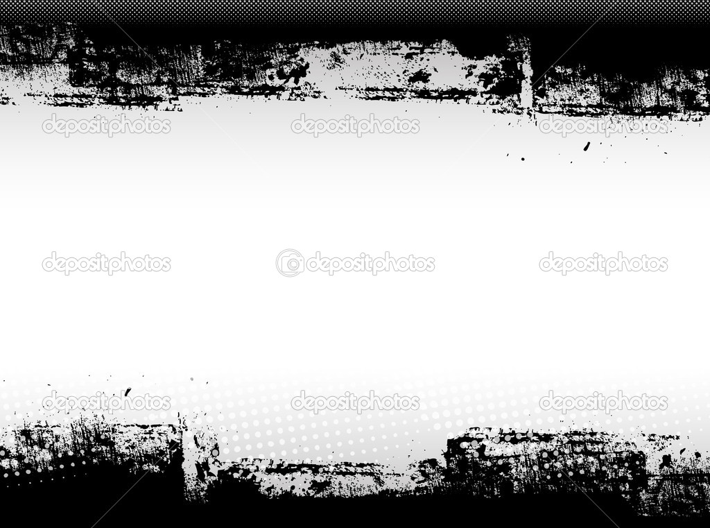 Graphic Design Abstract Border