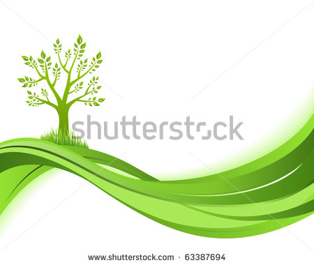 Green Vector Illustrations