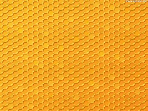 13 Honeycomb Texture PSD Images