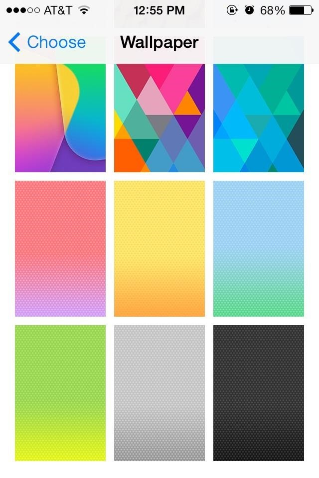 13 IOS Icons Wallpaper Images