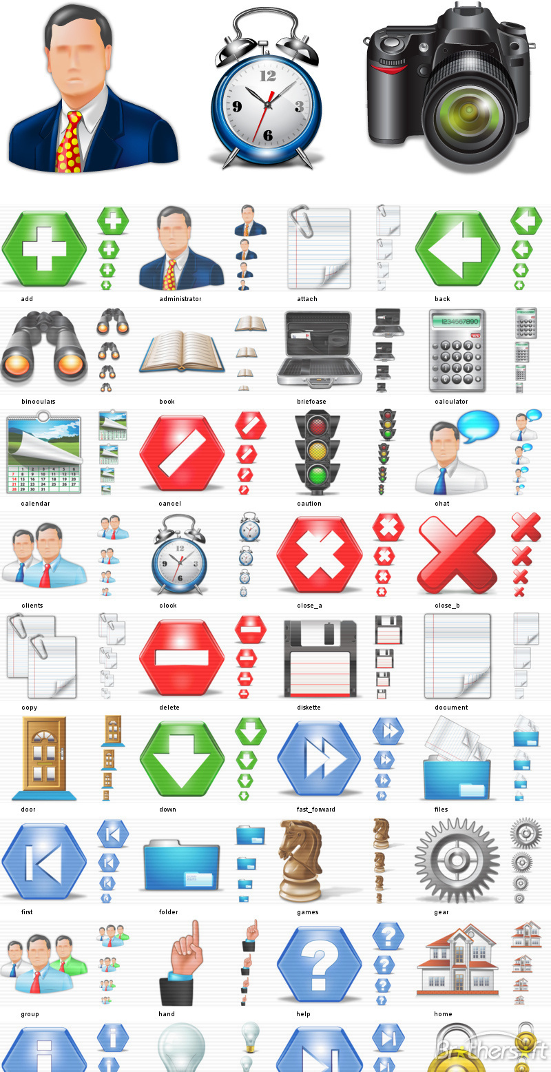 11 Free Professional Icons Images
