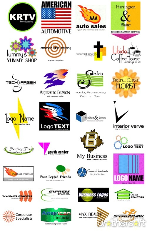 16 download free logos designs images free logos designs for Logo drawing software