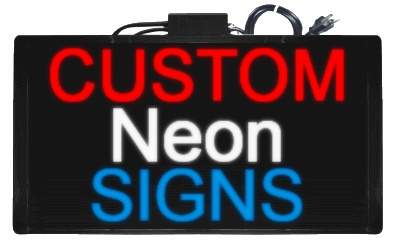 Make Your Own Neon Sign Online