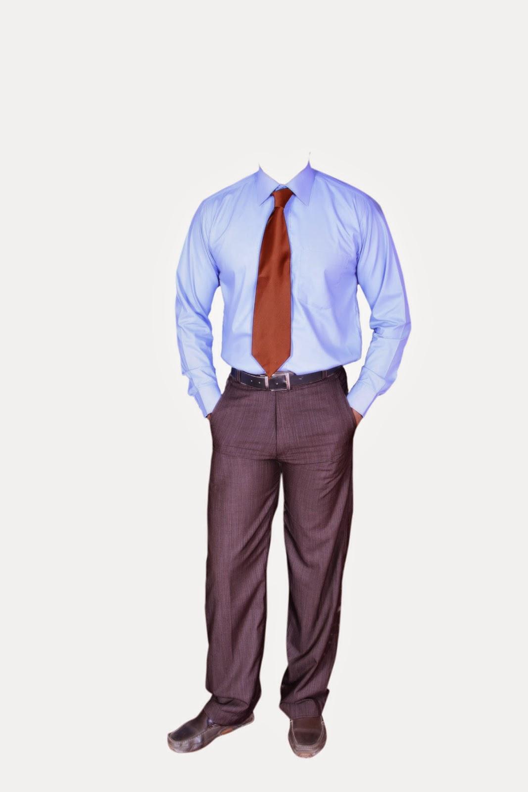 Man Dress PSD Image Download