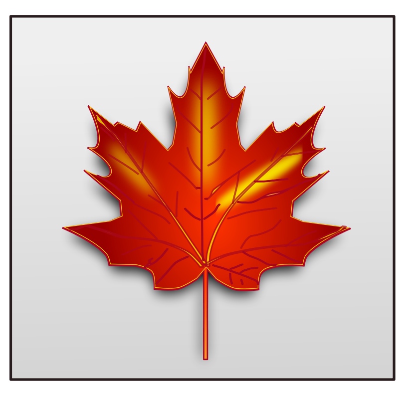 14 Maple Leaves Vector Free Images