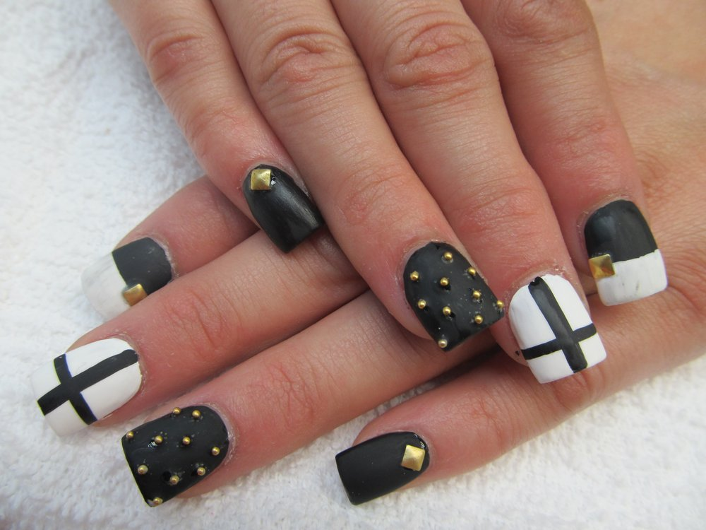 Nails designs with cross 2125460 - girlietalk.info
