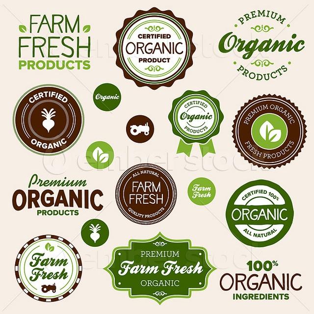 Organic Food Labels