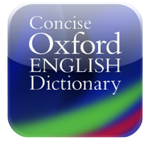 11 Oxford Dictionary Icon Images - Oxford Advanced Learner's