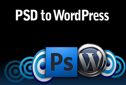 10 PSD To WordPress Images