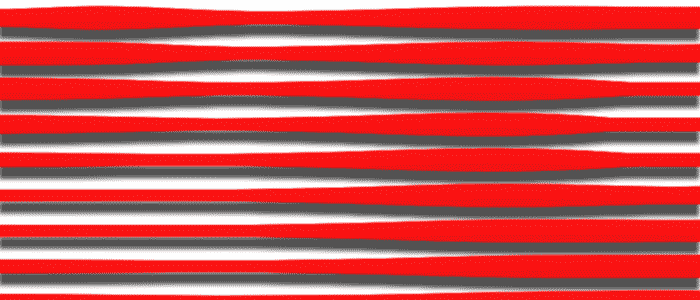 Red Lines Graphic Design