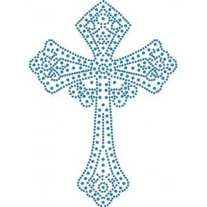 Rhinestone Cross Templates