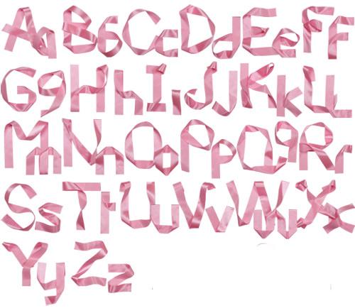 15 Banner Ribbon Font Images Ribbon Writing Font Ribbon
